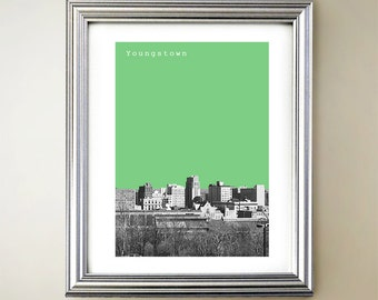 Youngstown Skyline