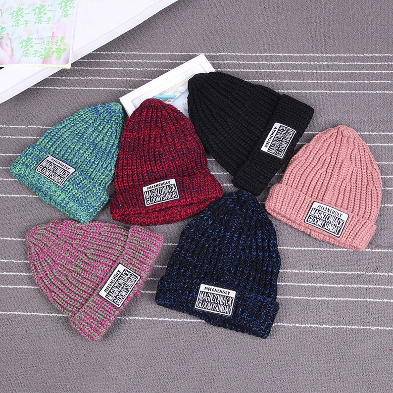 174ae3b9549 50 Winter Hat Kniited Beanie Hat Knit Hat for Women Knit Hats
