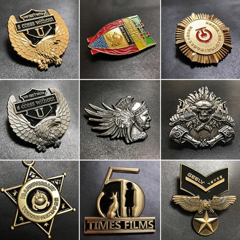 50 custom metal pin, hard enamel pin, offset print pin, glittered enamel  pin, laser engrave badge, soft enamel pin, epoxy enamel pin