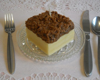Coffee Crumb Cake Candle ©