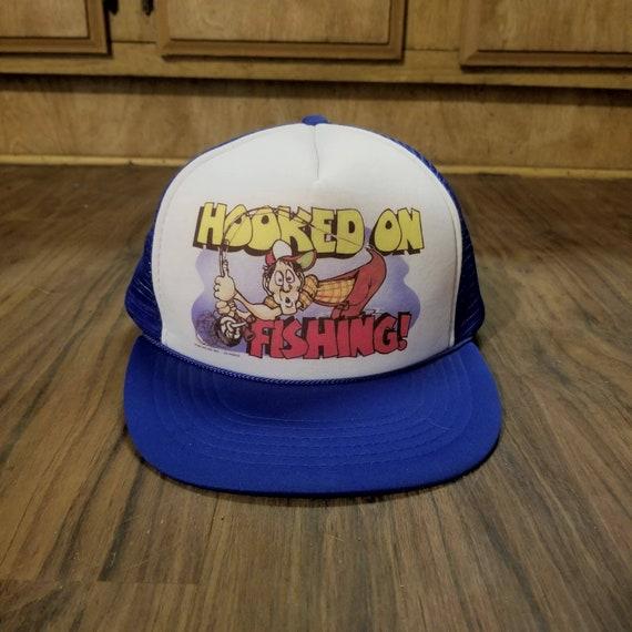 Vintage Snapback Hats >> 1985 Vintage Snapback Hats Vintage Trucker Hats Men Women Kids Vintage Clothing Skater Hats Hunting Hats Home Decor