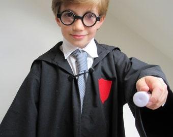 Wizard Cloak not Harry Potter Robe Lined Sewing Pattern  22236ece2