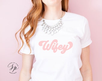 Mrs Shirt for Bride Shirt Custom Personalized Shirt Bridal Shower Gift Ideas Custom Mrs. Shirt - Bride - Honeymoon Shirt- Bachelorette Shirt