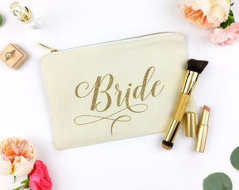 Personalized Makeup Cosmetic Bag