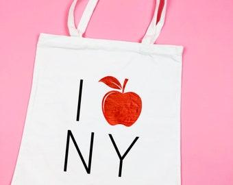 New York Bachelorette Tote