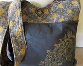 Lambskin Shoulder Bag