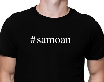 faab1f34 Samoan Hashtag T-Shirt
