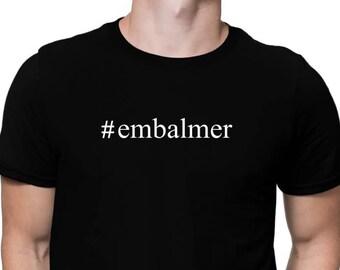 Embalmer Hashtag T-Shirt