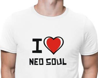 I Love Neo Soul T-Shirt 6d4c7fd9e