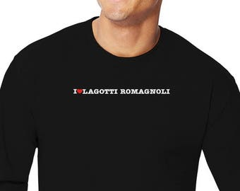 I Love Lagotti Romagnoli Long Sleeve T-Shirt