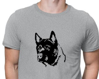 Akita Face Special Graphic T-Shirt
