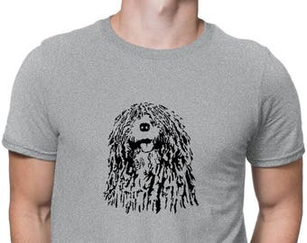 Komondor Face Special Graphic T-Shirt