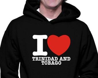 Eddany Dripping Trinidad and Tobago Women Hoodie