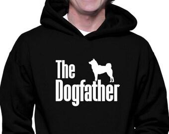 The Dogfather Japanese Shiba Inu Hoodie