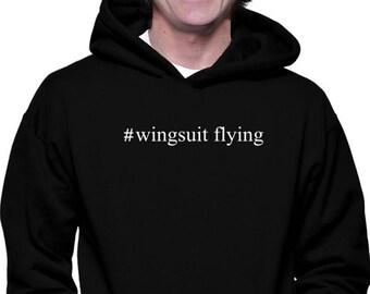 Wingsuit Flying Hashtag Hoodie eec81d20d