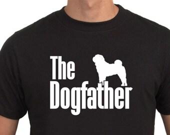 The dogfather Miniature Shar Pei T-Shirt