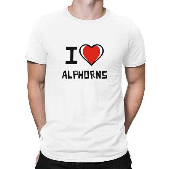 I Love Alphorns!
