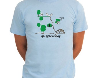 Go Geocaching T-Shirt