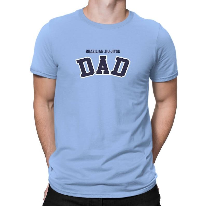 452a322f Brazilian Jiu Jitsu Dad T-Shirt | Etsy