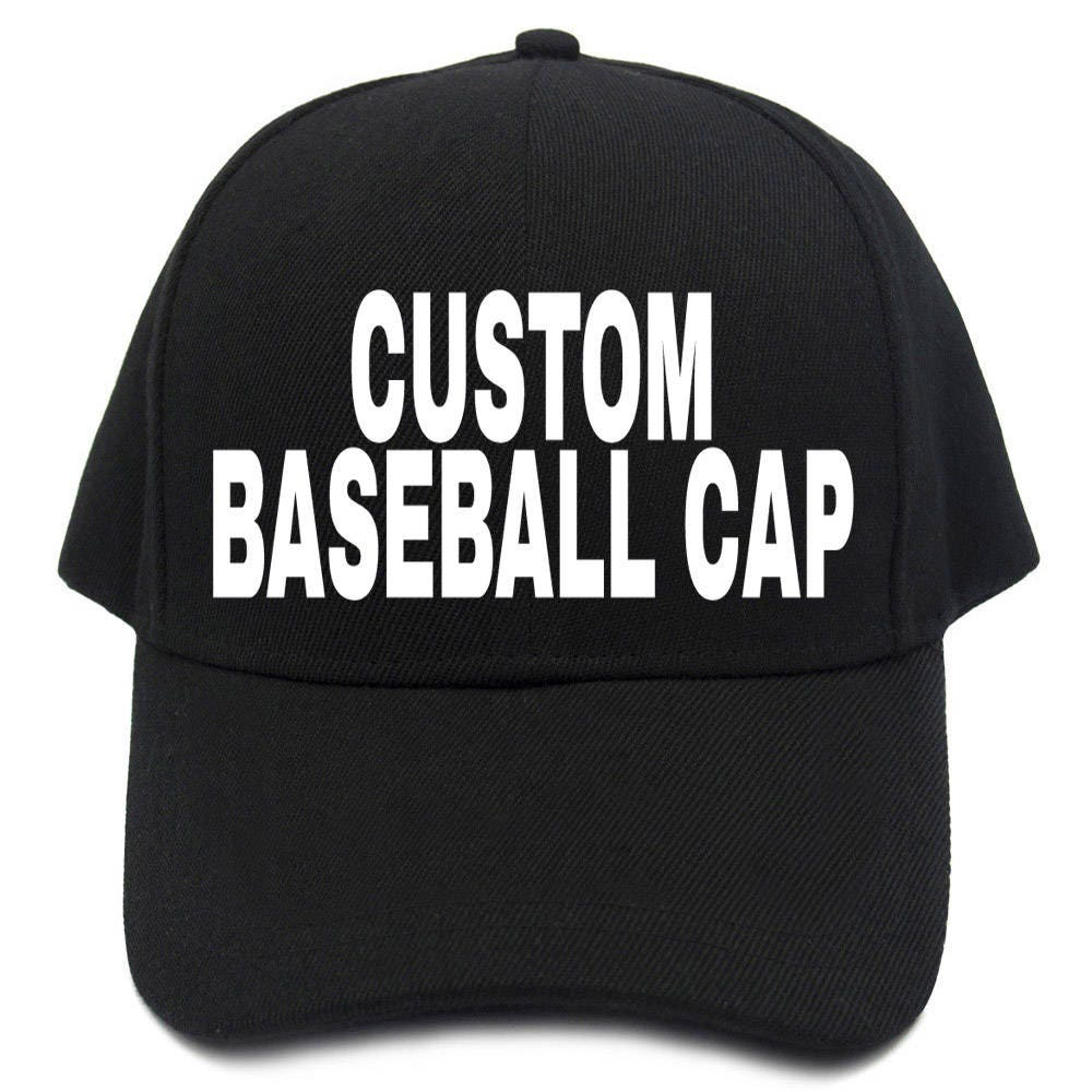 Create Your Own Baseball Cap  657ba6f4c13a