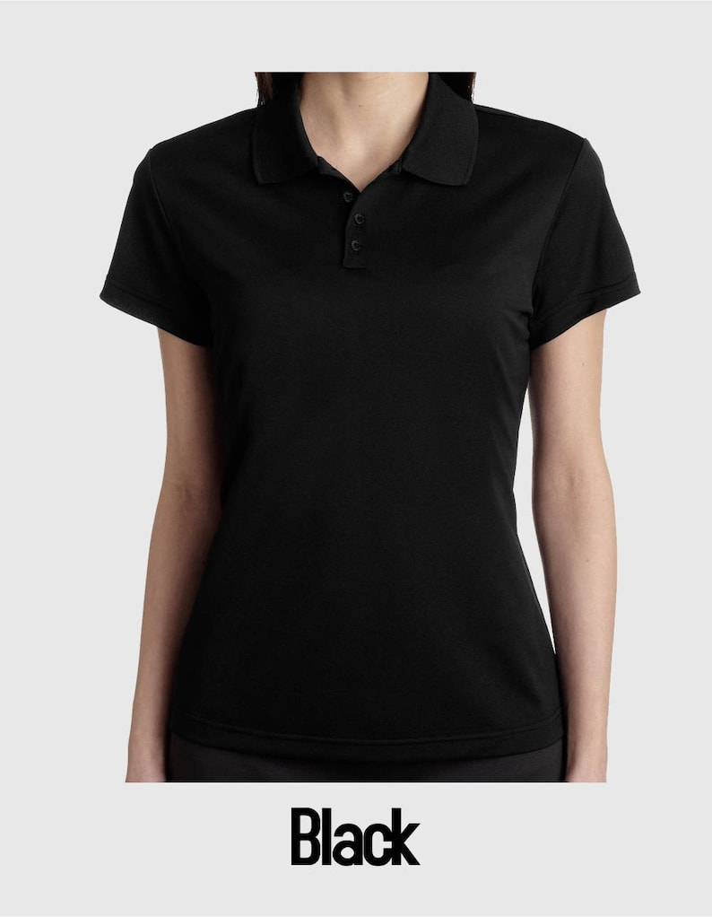 I Love Roller Derby Polo Shirt