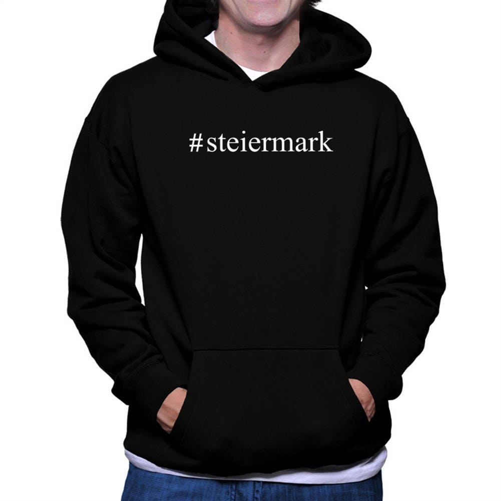 Hashtag Steiermark Hoodie Gz0aKg3N2