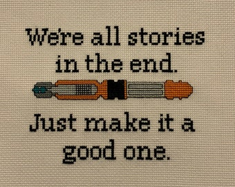 Stories in the End - Doctor Who
