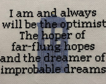 The Optimist - Doctor Who