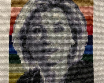 Kit only *** 13th Doctor portrait - Doctor Who
