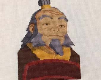 Uncle Iroh - Avatar: The Last Airbender