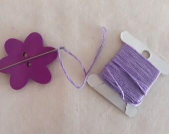 Cross Stitch Needle Minder, Hand Embroidery Needle Holder, Magnetic Needle Minder, Needlepoint Needle Minder, Needle Keeper, Needle Minder