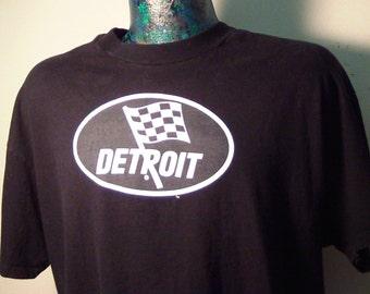 90's BIG CHIEF Band T Shirt, Men's XL, Mint, Like New, Sub Pop, Detroit 90's Grunge, Rock, Drive It Off, Necros, Super Cool!! Rare!!