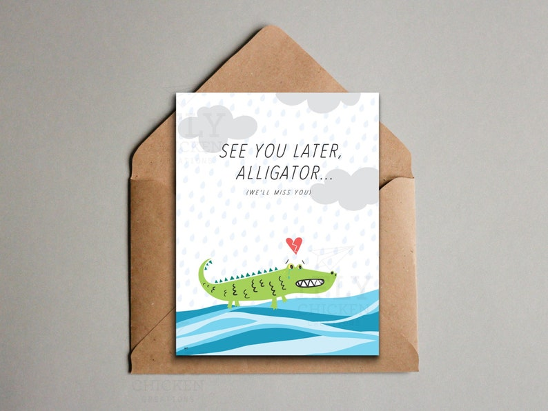 printable goodbye card sad leavingmoving greeting card  etsy