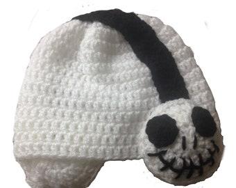A Nightmare Before Christmas: Jack Skellington - Headphone Jack Wool Beanie