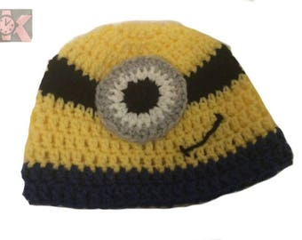 Despicable Me - Minions Stuart: Wooly Hat