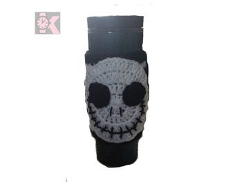 A Nightmare before Christmas Inspired Cosy or Coffee Cup Sleeve for Flasks or Takeaway Cups
