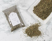 Dried Lemon Balm, Dried Herbs, Xiang feng cao, Dried Herb, Herbal Tea, Aromatherapy, Natural Tea, Organic Lemon Balm, Melissa officinalis
