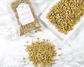 Chamomile Flowers, Dried Chamomile, Chamomile Herb, Matricaria Chamomilla, German Chamomile, Kamille, Wild Chamomile, Scented Mayweed