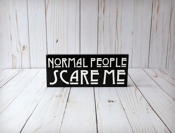 Handpainted American Horror Story Freakshow Vans | American