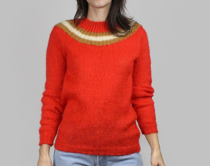 60s Mohair Sweater
