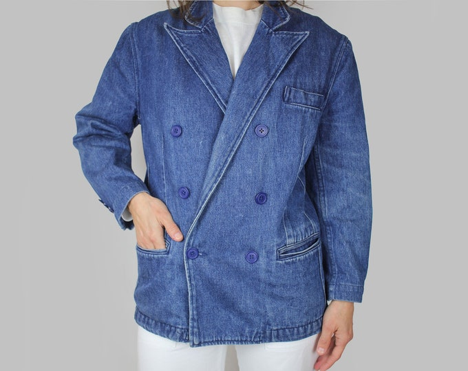 Ralph Lauren Denim Peacoat