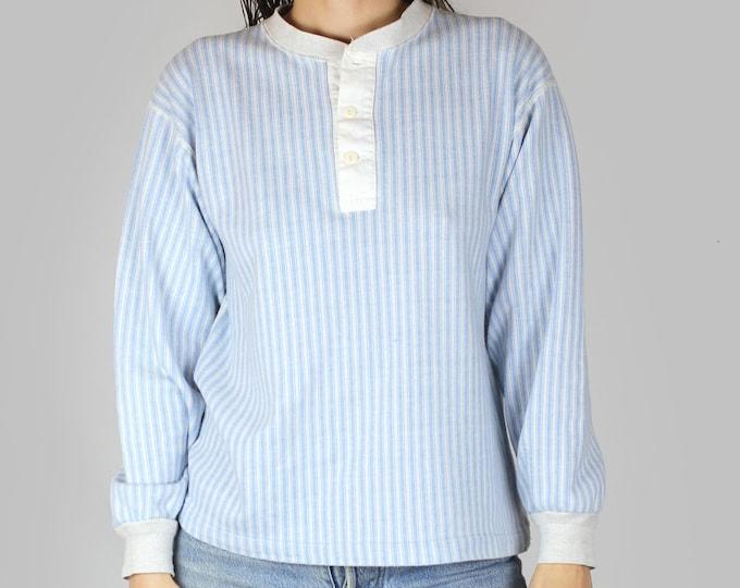 Henley Shirt Vintage