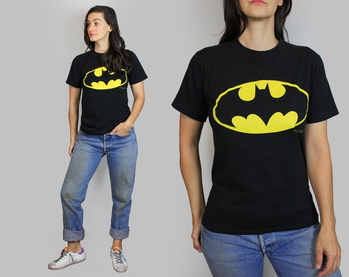 Batman T Shirt Vintage