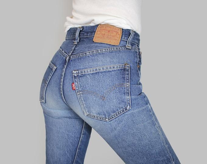Redline Levis 501 Jeans 28