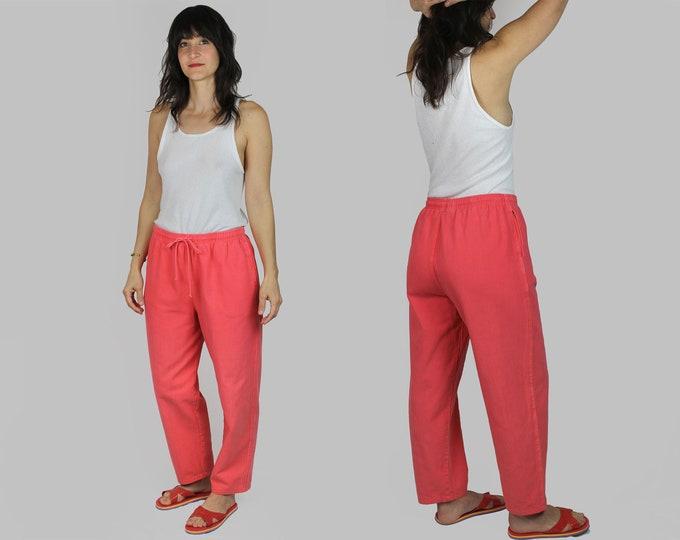Coral Beach Pants
