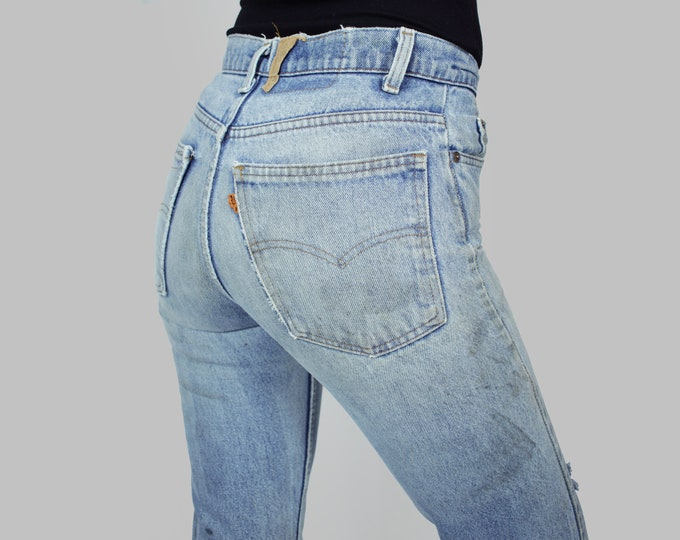 Levis Orange Tab Jeans 28