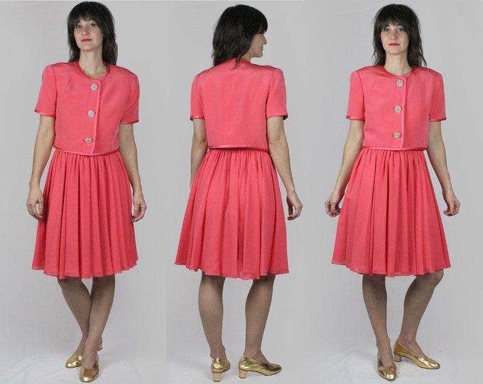 Lily Samii Skirt Suit