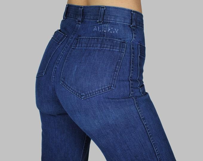 Sailor Pants Vintage 28