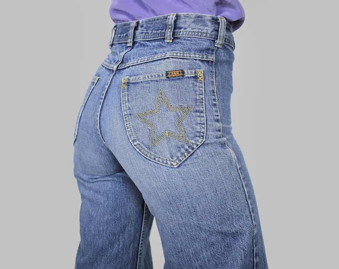 HASH Star Pocket Jeans