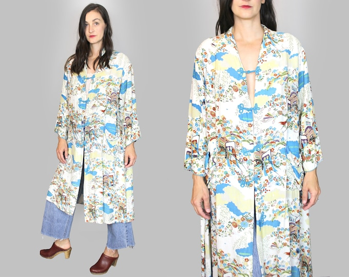 Kimono Robe Vintage